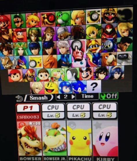 Smash Bros 3ds leaks for smash bros for 3ds reveal details mario legacy