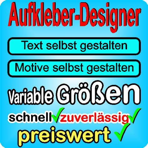 Bootsbeschriftung Aufkleber by Aufkleber Design Designer Programm Zum Selbst
