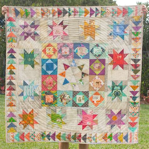 Free Quilting Ebooks by Solstice Medallion Quilt Pattern Favequilts