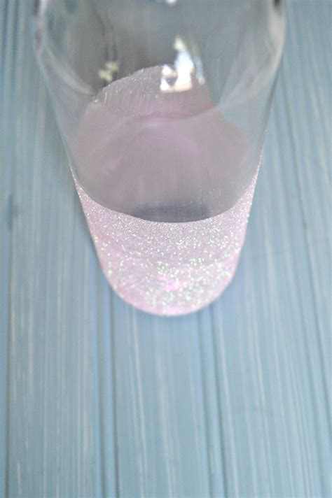 How To Make Glitter Vases by Diy Glitter Vases Uncommon Slice Of Suburbia