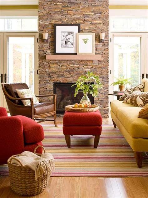 decoracao  cores quentes dicas  inspiracoes