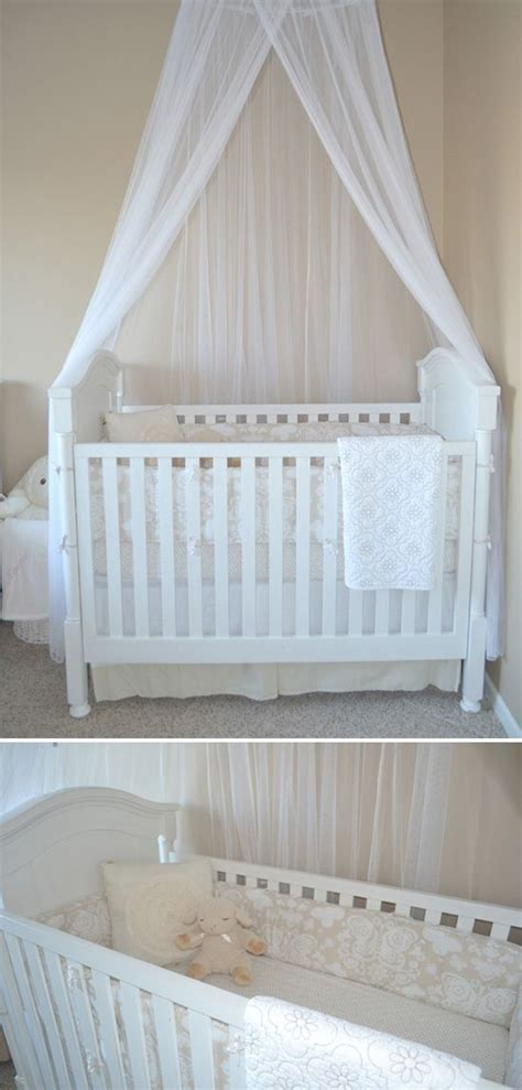Guest Rooms Umbrellas And A Dream On Pinterest Baby Crib Veil