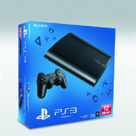 console ps3 prezzo vendita sony playstation 3 ps3 console 12gb p chassis