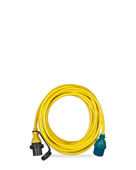 Kabel Cable Reset Power Superslim shore power cable victron energy