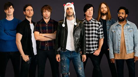 Maroon 5 Is Back by Maroon 5 Is Back In The Swim With Gorgeous For What