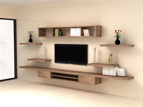 Wall Mounted Tv Cabinet Design Ideas   izFurniture