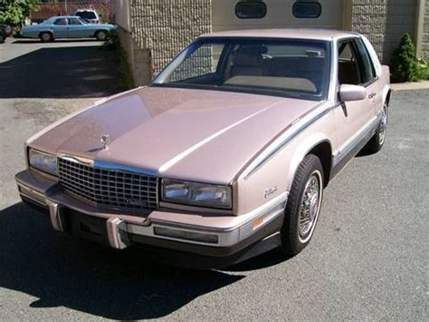 1988 cadillac eldorado for sale carsforsale