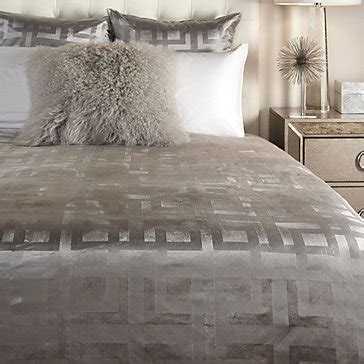 z gallerie bedding ming velvet bedding steel marabella collection
