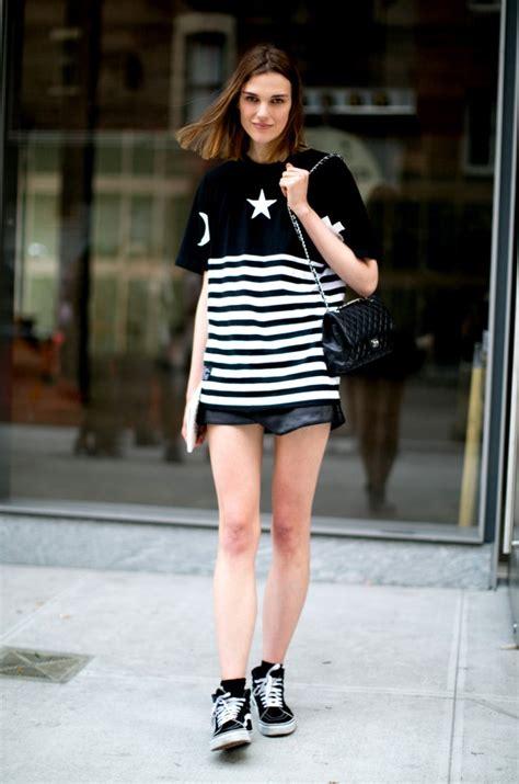 model summer street style   fashiongumcom