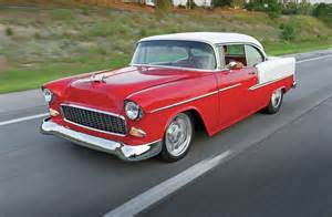 1955 chevy bel air sport coupe photo 2
