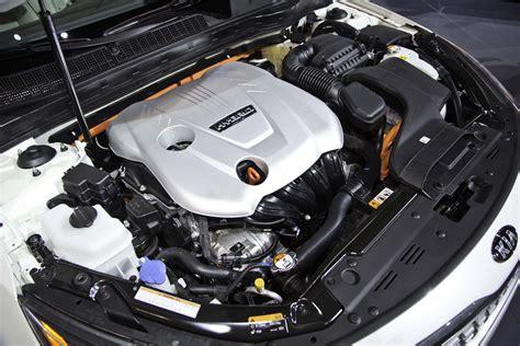 Kia Optima Engines 2014 Kia Optima Hybrid Engine 02 Photo 49