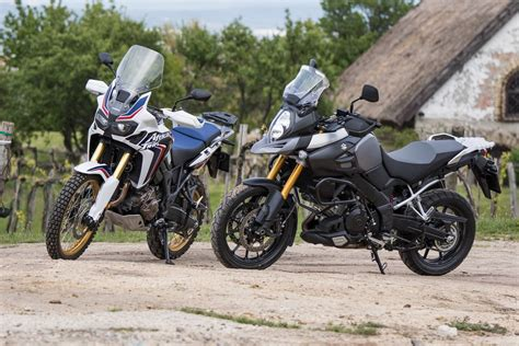 Suzuki Africa Totalbike Tesztek 214 Sszehasonl 237 T 243 Honda Crf1000l
