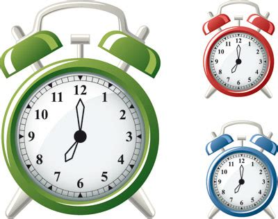 alarm clock vector eps free vector graphics