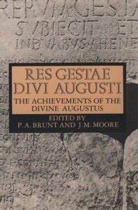 res gestae divi augusti translation res gestae divi augusti the achievements of the