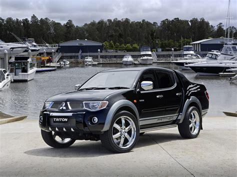 mitsubishi l200 fuel consumption mitsubishi l200 2 5 2011 auto images and specification