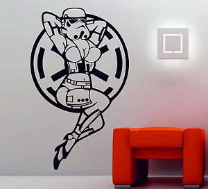 adult bedroom wall stickers storm trooper sexy women star wars adult bedroom decor vinyl wall sticker decal ebay