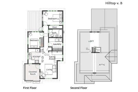 hilltop house plans