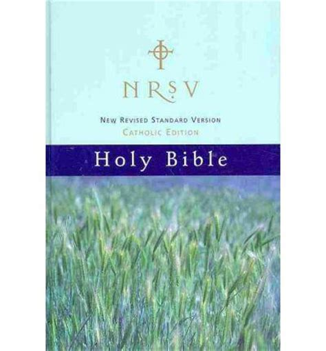 Orderan Christian new revised standard version catholic bible international edition by one 9780061441714
