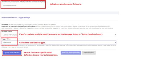 Free Amazon Email Templates My Seller Pal Seller Email Templates