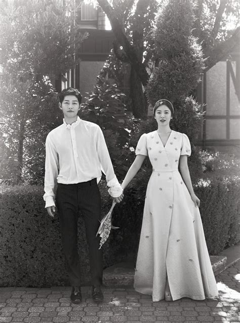 Wedding Song Reddit by Song Joong Ki And Song Hye Kyo Release Gorgeous Wedding