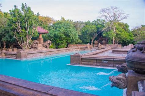 Rock Garden Hotel Pool Picture Of Forest Rock Garden Resort Anuradhapura Tripadvisor