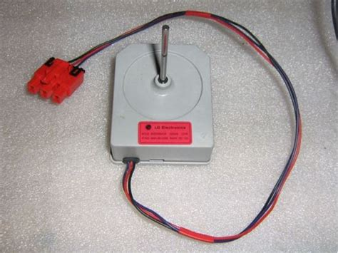 kenmore refrigerator parts fan motor lg sears kenmore refrigerator evaporator fan motor