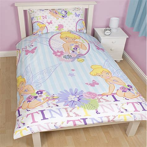 fairy bedding disney fairies single bedding from the cherish range