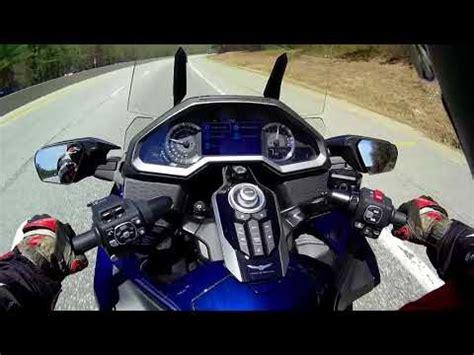 wrr25: riding the honda goldwing f6b | doovi