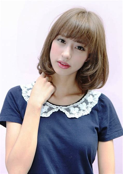 chinese short chair styles gallery pictures of short asian bob hairstyle for women