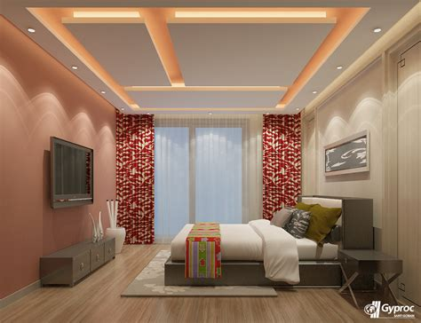 Bedroom Ceiling Designs Pop This Gracious And Artistic Falseceiling Will Definitely Change The Entire Look Of Your Bedroom