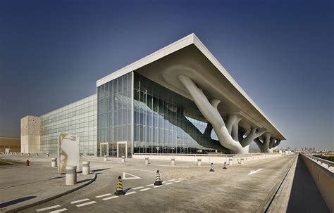 Art And Design Center Qatar   qatar architecture photos doha buildings e architect