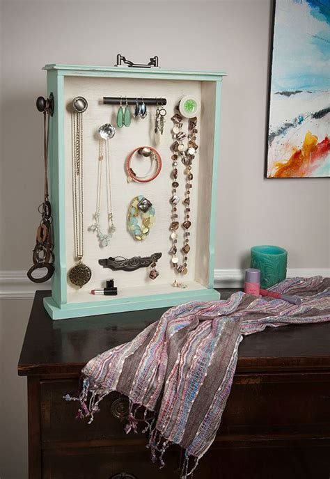 Diy Jewelry Drawer by 199 Best Images About Repurposed On Diy Jewelry Organizer Rock Collection Displays