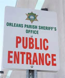 Orleans Parish Sheriff S Office by Nicolas Cage Arrested After Drunken Assault On
