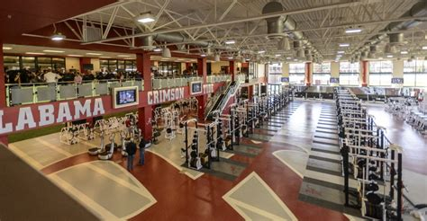 alabama weight room should hbcu football and sports move to division ii sports hip hop piff the