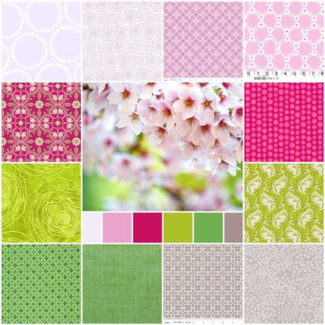 fabric crafts spring time fabric palette play crafts