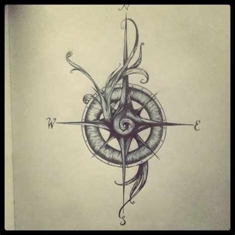 compass tattoo meaning tumblr compass drawing tumblr google search peace