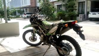 Kawasaki Klx Bf 80 modifikasi motor trail klx bf modifikasi trail