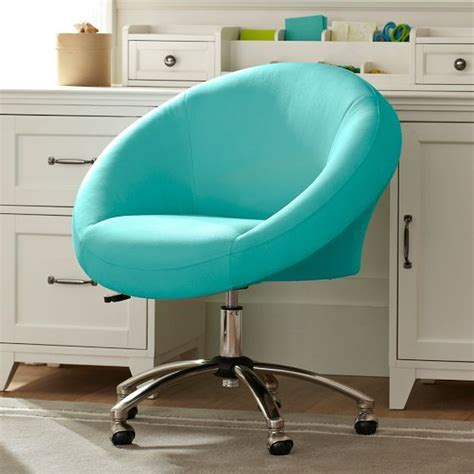 bedroom chairs for teenage girls egg desk chair pbteen pb teen desk space pinterest