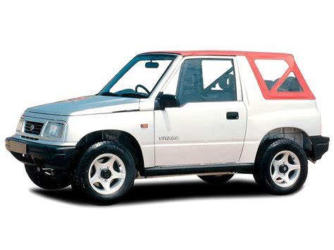 1988 Suzuki Vitara Suzuki Vitara 1988 2000