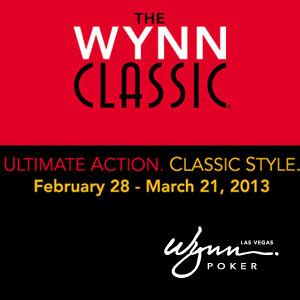 what is happening in vegas february 28 march 4 2013 wynn classic to kick off with 250k guaranteed event