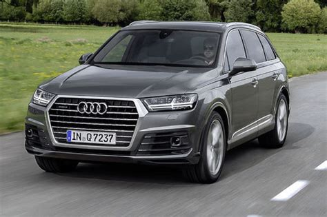 Audi Q7 Startet Nicht by Neuer Audi Q7 Erster Test Schon Gefahren Offroad