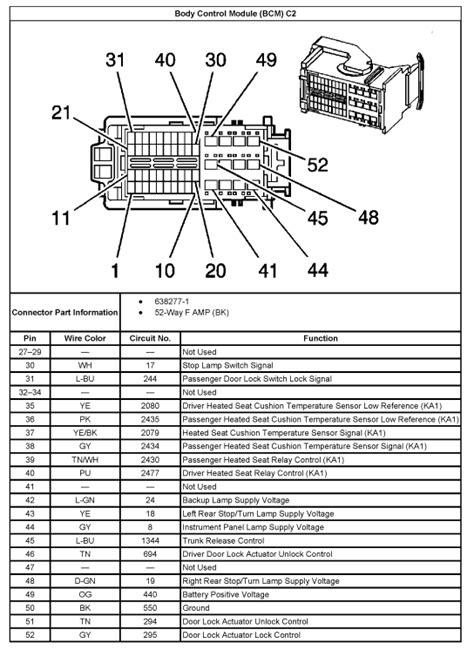 2008 pontiac grand prix doors wont lock pontiac g5 fuse box diagram pontiac vibe fuse box diagram