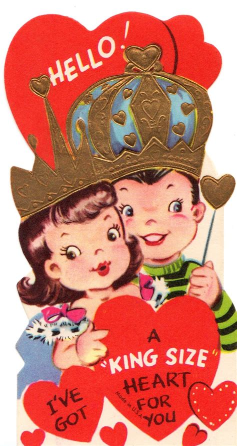 king valentines two crafters a king size for you valentines