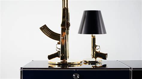 Philippe Starck by Philippe Starck Gun L For Flos Bedside Gun Table Gun