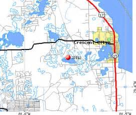 map of crescent city florida 32112 zip code crescent city florida profile homes
