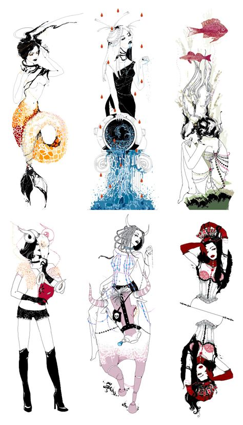 Cancer Colors Zodiac by Horoscope 1st Part By Ya Na On Deviantart