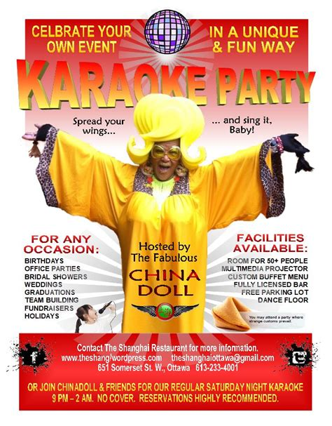 china doll karaoke celebrate your event karaoke style with china doll