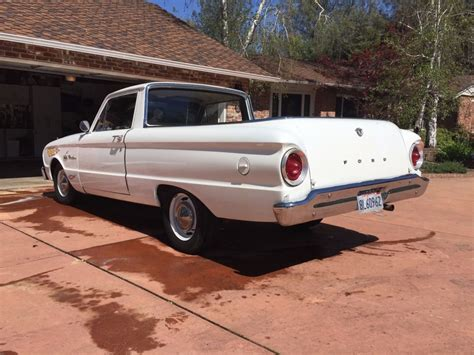 1963 Ford Falcon For Sale by 1963 Ford Falcon Ranchero For Sale