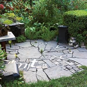 Recycled Patio by Backyard Patio Ideas