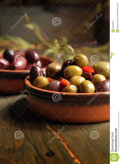 variet di olive da tavola variet 224 di olive fotografia stock libera da diritti
